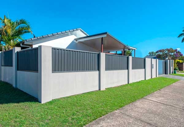 ColorBond Infill Dog Gone Fencing