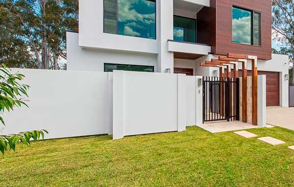 Modular Walls Dog Gone Fencing Mackay