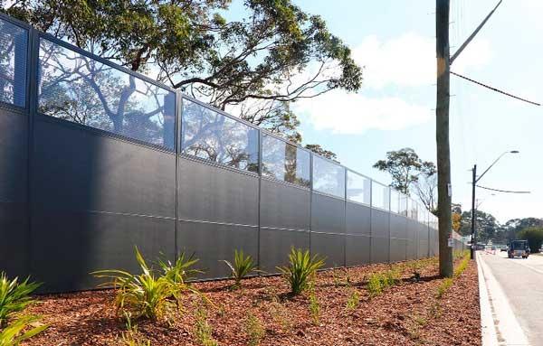 Rail Noise Panel Dog Gone Panel