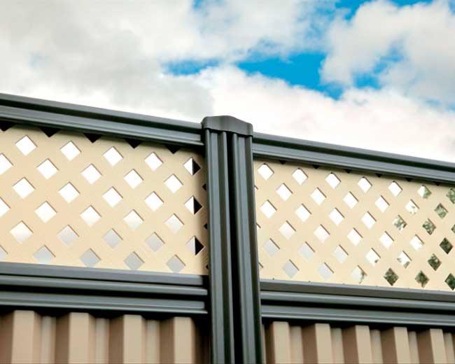 Smartspan Boundary Fence Panel Dog Gone Fencing