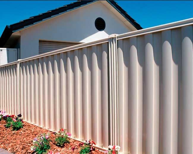 Wavelok Boundary Fence Panels Dog Gone Fencing